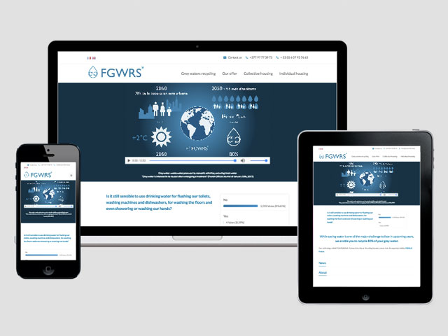 Launching Of The FGWRS Website
