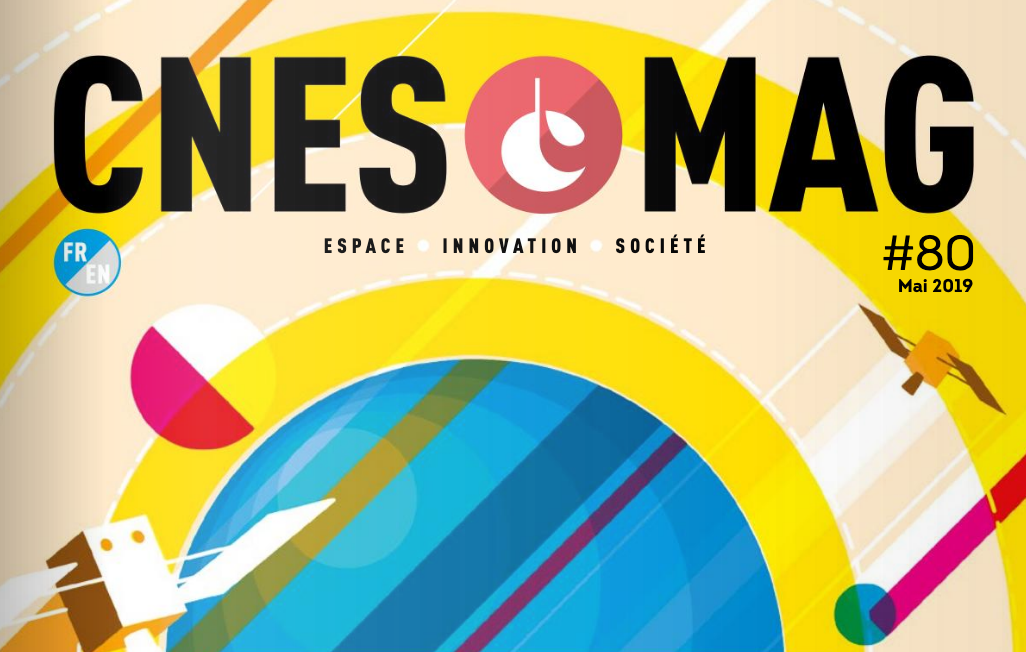 FIRMUS And FGWRS In The CNES Magazine Of May 2019