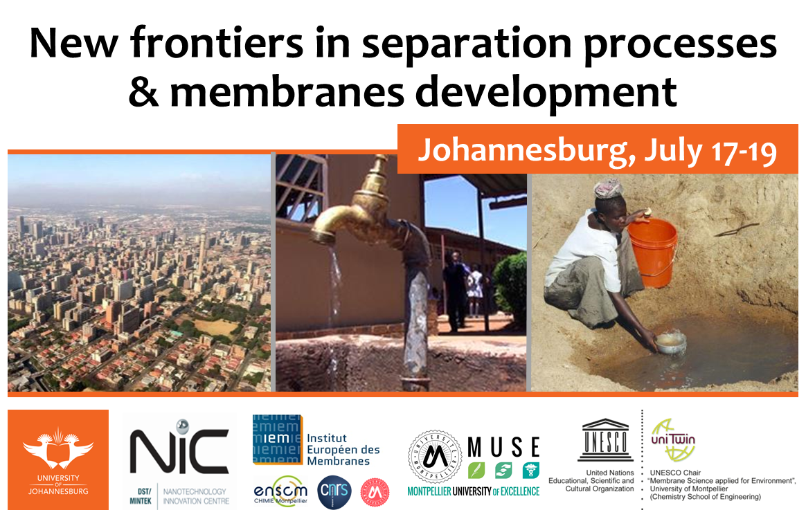 Workshop Unesco-Simev Et Université De Johannesburg