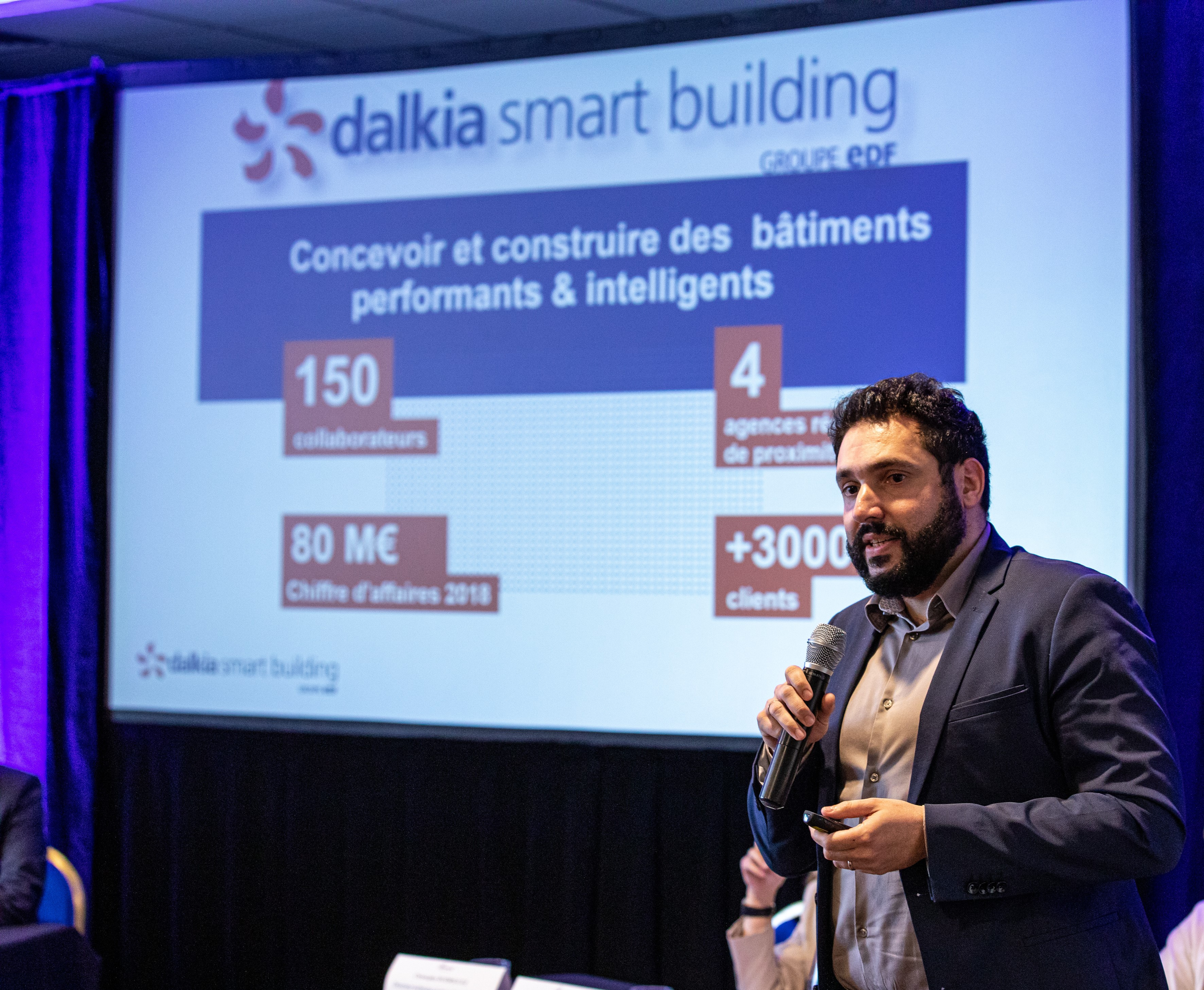 Interview With Dalkia Smart Building's Technical And Innovation Director